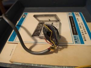 CRT Tester Repair Job