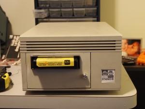 Lo8 8-track drive