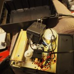 8-Track Rewinder, ready for tape & assembly
