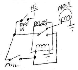 8-Track Rewinder Circuit