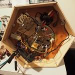 Electronics mounted