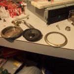 External parts prepared