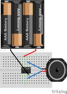 Uncensor schematic