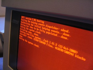 Screen Detail: Stage 2 Booting