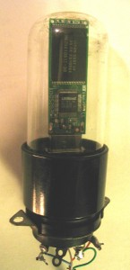 Vacuum Tube Flash Drive