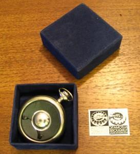 Pocketwatch Speaker
