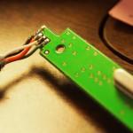 USB ATAPI adapter (cut down)