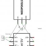 Drum lights schematic