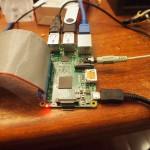 Electronics assembled